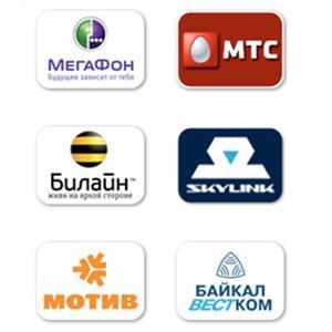 Операторы сотовой связи Нижней Туры