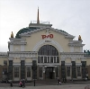 Железнодорожные вокзалы в Нижней Туре