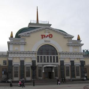 Железнодорожные вокзалы Нижней Туры
