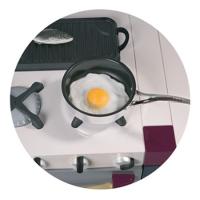 Кафе Ермак - иконка «кухня» в Нижней Туре